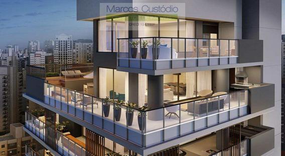 Apartamento Com 4 Dorms, Vila Nova Conceição, São Paulo - R$ 5.980.655,00, 247m² - Codigo: 644 - V644