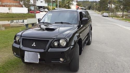 Mitsubishi Pajero Sport 2007 2.5 4x4 Aut. 5p