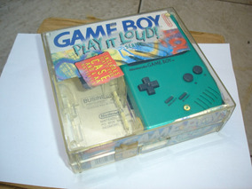 Game Boy Classic 1989 Play Loud Doc Frog