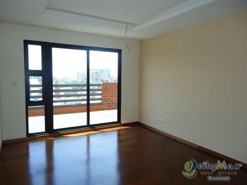 Vendo Apartamento Con 209 Metros En Zona 10 - Pva-050-10-07-29