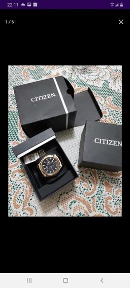 Relógio Citizen Eco Drive, Modelo Tz30213u