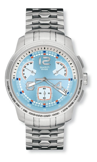 Relogio Swatch Retrograde Nordic Power