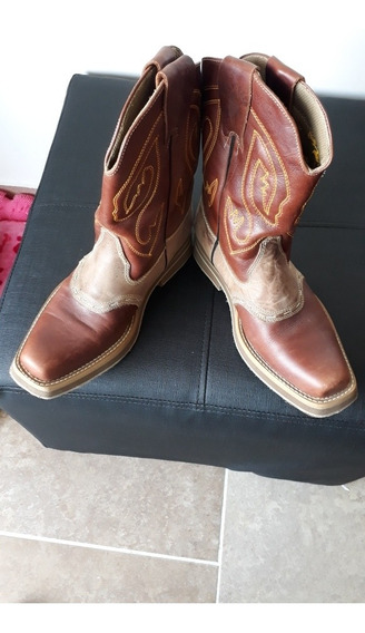 Botas Texanas Artesanales Full Coleo