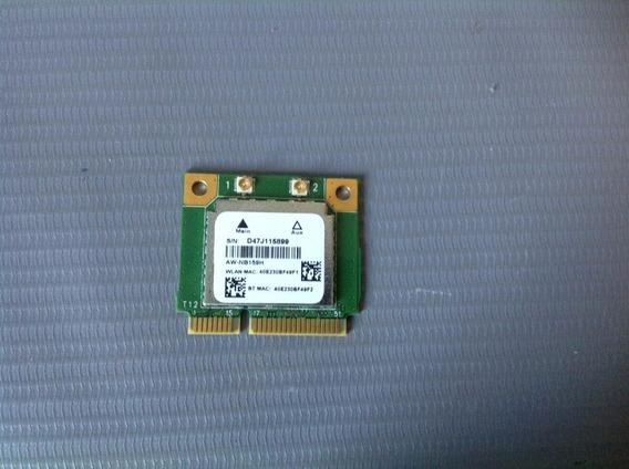 Placa De Rede Sem Fio Do Notebook Stilo Xs4200 (novo)