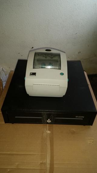 Impressora Zebra A 402 R$ 550,00