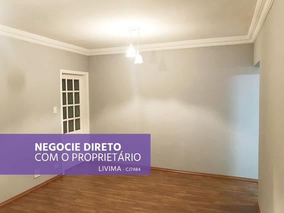 Apartamento À Venda Em Vila Alexandria, São Paulo - Sp - Liv-2712