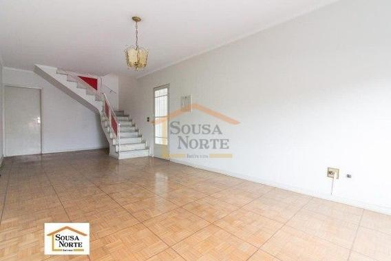 Sobrado, Venda E Aluguel, Vila Aurora (zona Norte), Sao Paulo - 12970 - V-12970