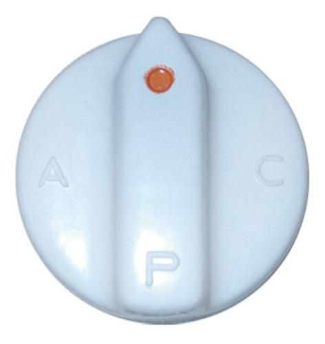 Perilla Calefon Universal Blanca Con Base ( 08095/3 )