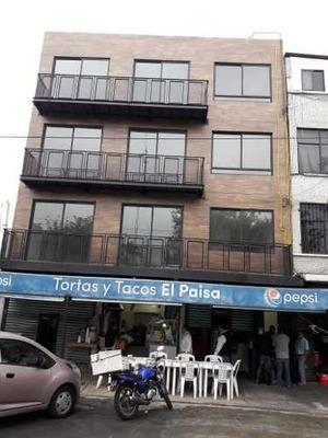Departamento 201 La Coruña 302 Iztacalco