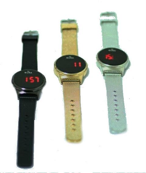 Relógio Lindo De Pulso Para Mulher Estilo Festa Luxo Ajuste