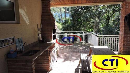 Imagem 1 de 8 de Sobrado Com 3 Dormitórios À Venda, 320 M² Por R$ 745.000 - Ipelândia - Suzano/sp - So0539