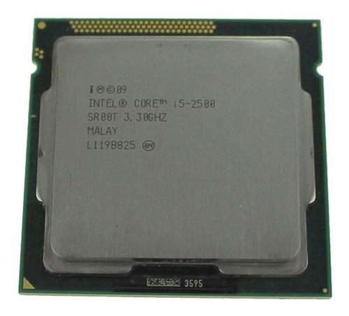 Processador Gamer Intel I5-2500k 4 Núcleos 3.7ghz