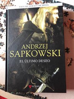 Geralt De Rivia 1: El Último Deseo (td)
