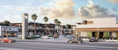 Locales Y Oficinas En Renta En Puerto Cancún, Sobre Av. Bonampak