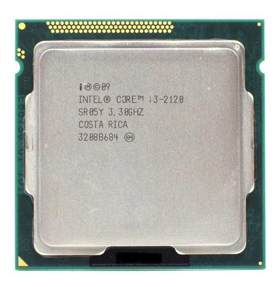 Intel Core I3 2120 Processador 3.3 Ghz 3 Mb Cache 1155.