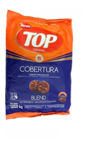 Chocolate Con Leche En Gotas Harald Top 1kg