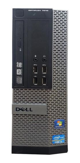 Cpu Dell Optiplex 7010 I5 3ª 4gb Hd 1tb Wi-fi