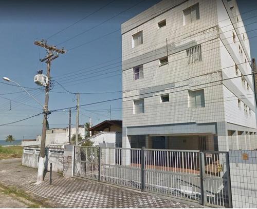 Apartamento Residencial Em Mongaguá À  30 Metros Do Mar!! Ótima Oportunidade!! - Ap0072