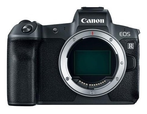 Canon Eos R Mirrorless Digital Camera Com Sd Card E Bateria