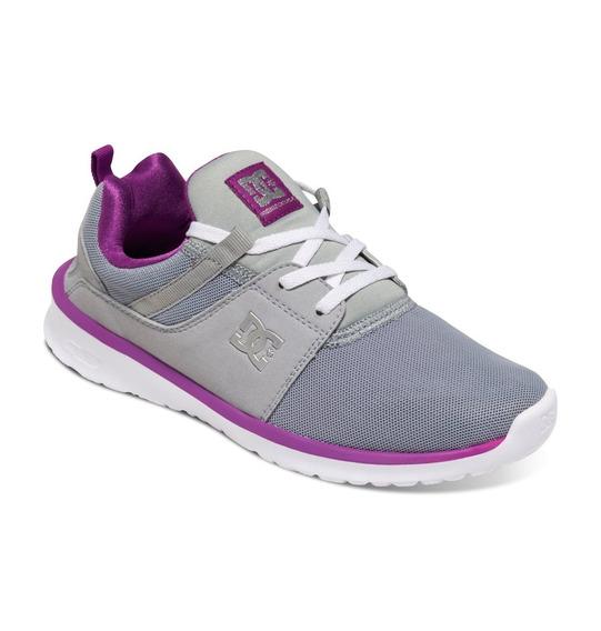 Zapatilla Dc Shoes Heathrow Girl Hablar Al Vendedor Antes
