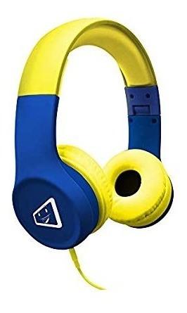 Headphone Joy Com Limitador De Volume 85db