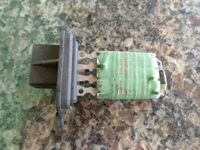 Resistor Elettoventoinha Linha Fiat Original Fiat