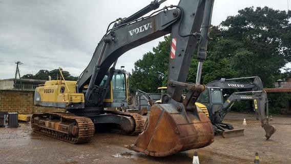 Escavadeira Hidráulica Volvo Ec 460 B
