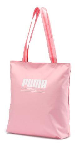 Bolsa Puma Wmn Core Base Shopper Rose - Original