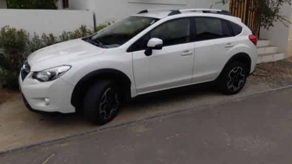 Subaru Xv 2.0 Dynamic 2016 Único Dueño Oportunidad Impecable