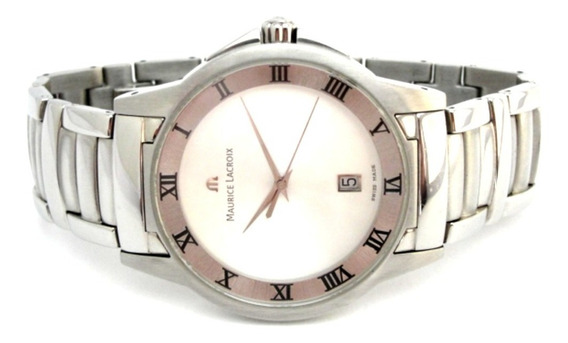 Relógio Maurice Lacroix Masculino - Swiss Made - Raridade
