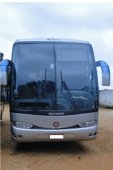 Marcopolo G6, 2004, 46 Lugares, Scania K94, Completo.