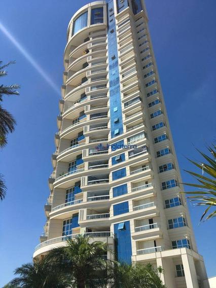 Apartamento Com 3 Dormitórios À Venda, 158 M² Por R$ 980.000 - Bela Suiça - Londrina/pr - Ap0793