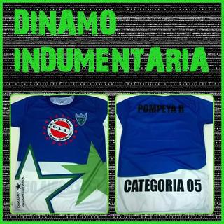 Camisetas De Futbol Personalizadas X 6