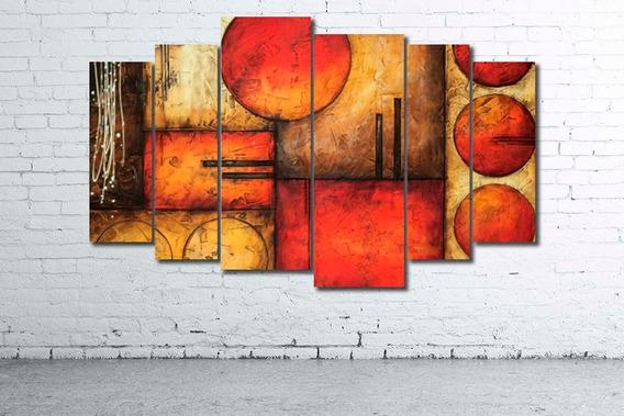 Cuadro Abstracto 124x80cm Abstracto Moderno Minimalista Arte Diseño Personalizado