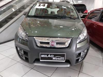 Fiat Idea 2014 1.8 Mpi Adventure 16v
