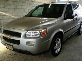 Chevrolet Uplander 3.9 Ls Desde El 20% De Enganche!!