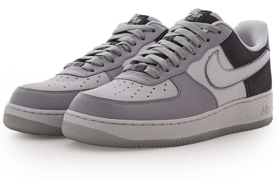 Tenis Air Force 1 07 Lv8 2 Gris Original Envio Gratis