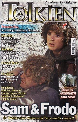 J. R. R. Tolkien Vol. 11 (o Universo Fan Não Informado