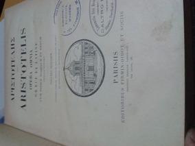 Opera Omnia Greace Et Latine Volumen Secundum Bilingue