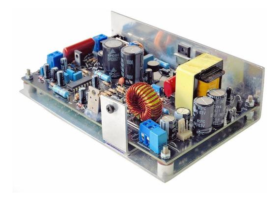 Amplificador Dclass Digital 150 Watts Rms + Fonte Completa