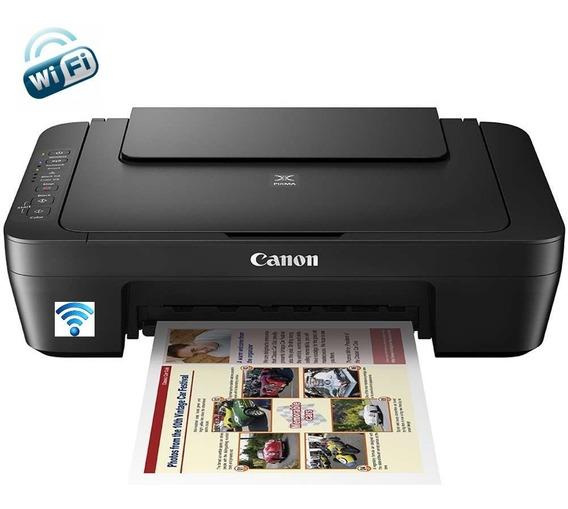 Multifuncional Canon Pixma Mg3010 Wi-fi Pronta Entrega