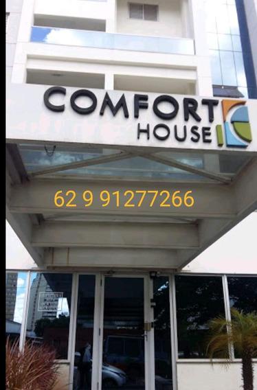 Duplex No Setor Central - Goiânia -