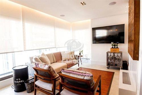 Imagem 1 de 17 de Apartamento Com 3 Dormitórios À Venda, 141 M² Por R$ 1.690.000,00 - Vila Leopoldina - São Paulo/sp - Ap17542