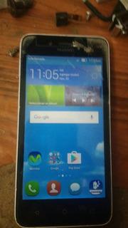 Huawei Y3 Ii Lua-lo3 Detalle Mica Lte Movistar 30verders