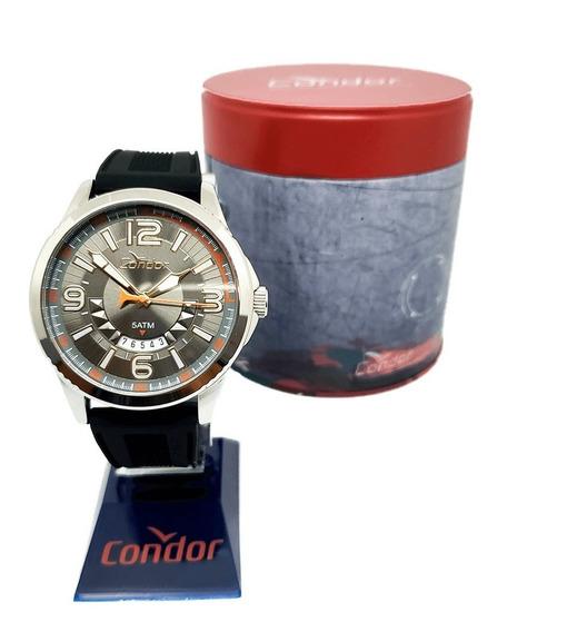 Relógio Masculino Condor Co2115ww/8c Nota Fiscal Garantia