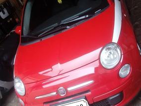Fiat 500 1.4 Cult Flex 3p - Ñ Palio,gol, Fiesta,uno,up,fit