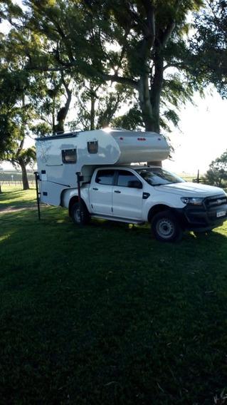 Motorhome Campervan P/ Camionete 4 Pessoas (motivo Viagem)