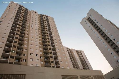 Apartamento Para Venda Em São Paulo, Jardim Caboré, 3 Dormitórios, 1 Suíte, 2 Banheiros, 1 Vaga - Cap2958_1-1344118