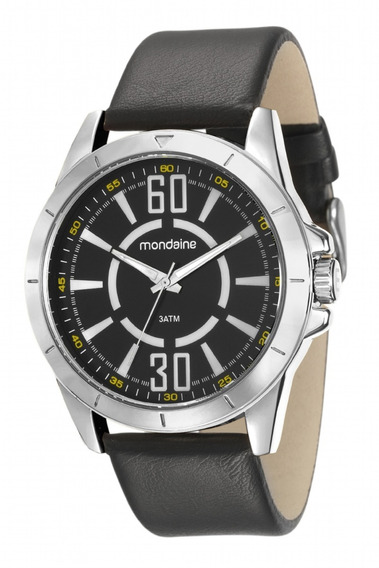 Relógio Mondaine Masculino Analógico 76669g0mvnh1 Original