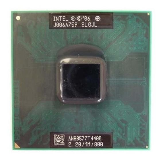 Processador Intel Dual Core 2.2ghz T4400 Aw80577t4400